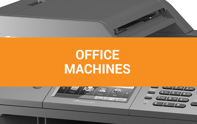 A Full Range Of Professional Office Machines From Brother To Suit Every Type Business