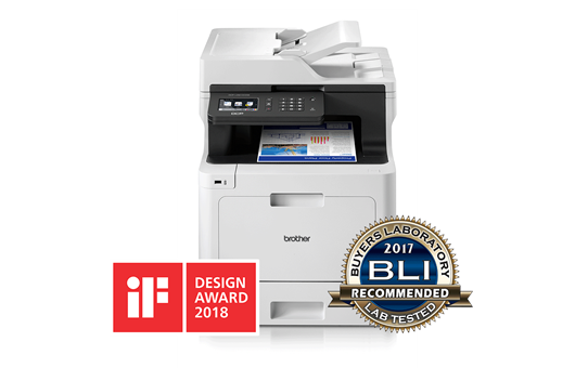 Brother DCP-L8410CDW Colour Multifunction Printer l £75 00 or Free 2nd/3rd  Year Warranty